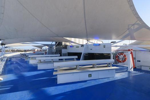 Menorca - ferry
